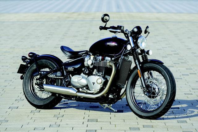 画像1: 完全無欠のオートバイの原形