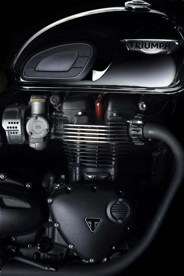 画像: 実は「高性能の塊」と言うべきエンジン