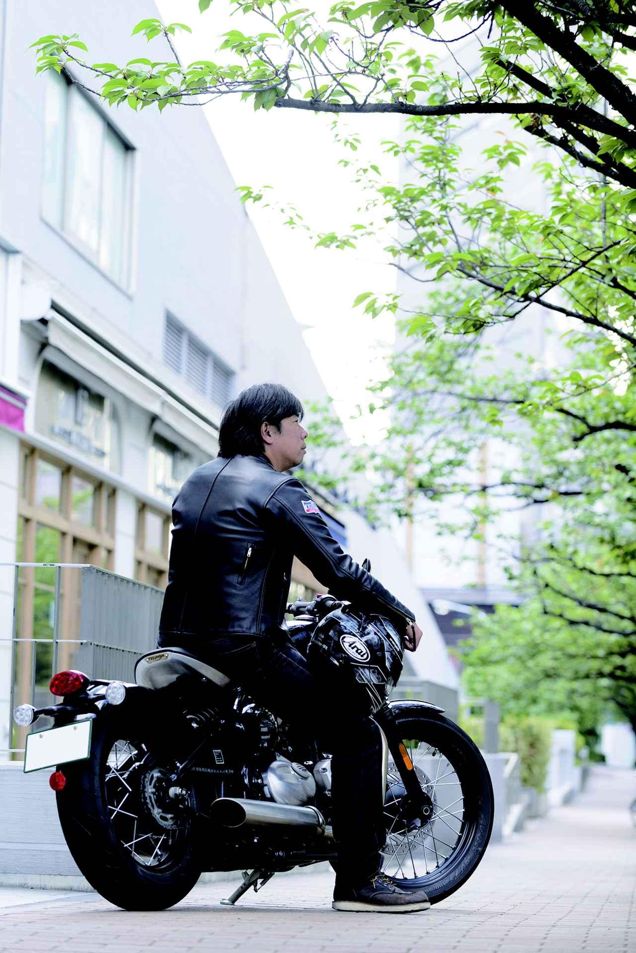画像: プレミアムとは、このオートバイのこと