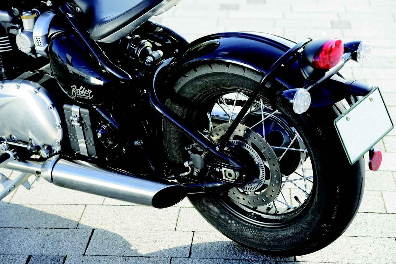 画像3: 完全無欠のオートバイの原形