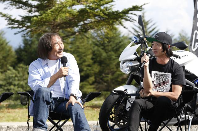 画像5: 日本全国からトライアンフ乗りが清里に集結!