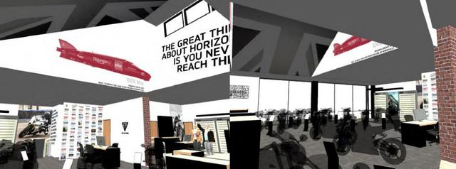 画像: 最新デザインを採用したトライアンフ広島が10月28日(土)より正式オープン!