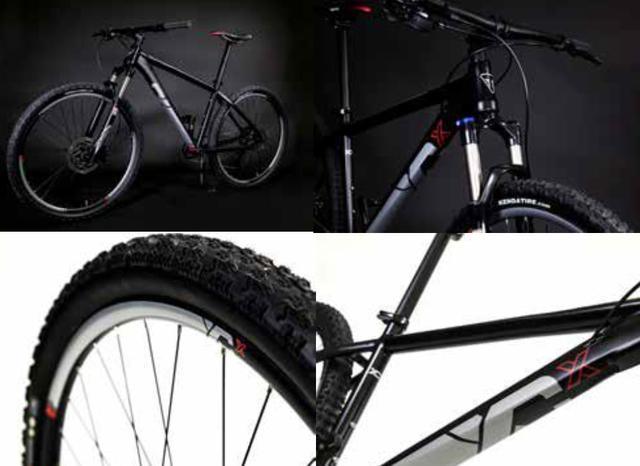 画像: トライアンフXCXマウンテンバイク を新たに発表!