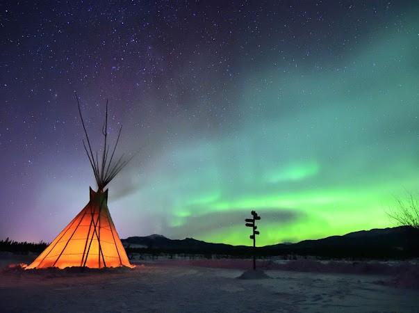 画像: カナダアラスカ・オーロラ旅 ご旅行説明会