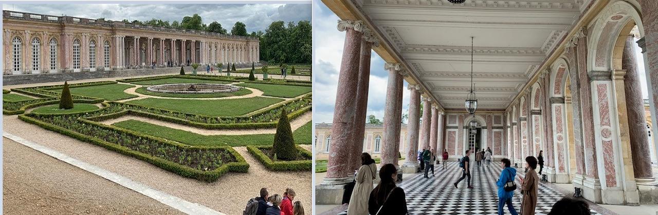 画像4: 【5日目:ヴェルサイユ宮殿とプチトリアノン・アモー】