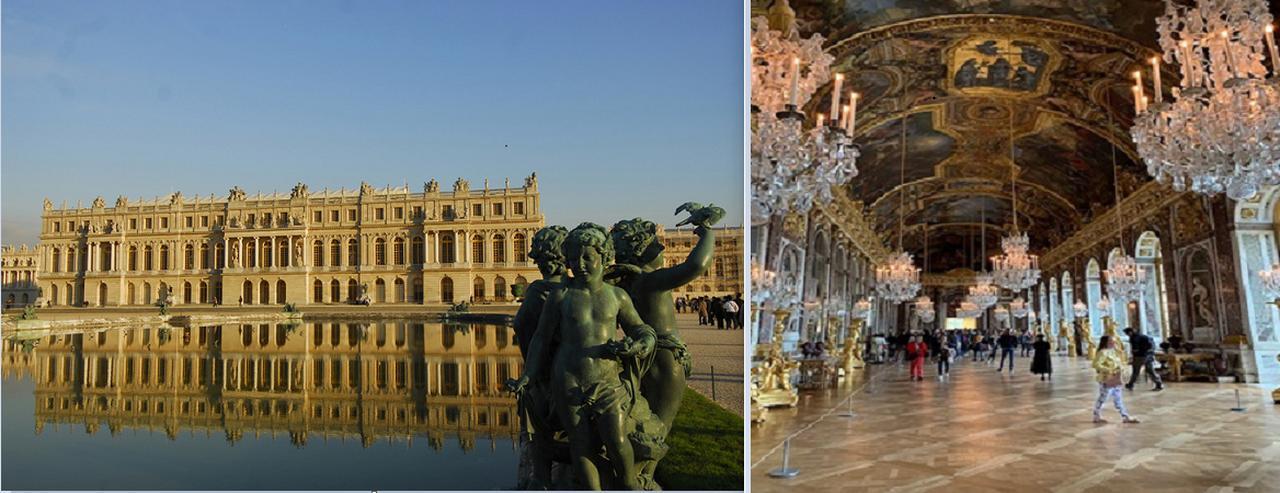 画像2: 【5日目:ヴェルサイユ宮殿とプチトリアノン・アモー】