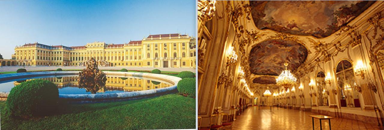 画像1: 【2日目:シェーンブルン宮殿とシシィ博物館】