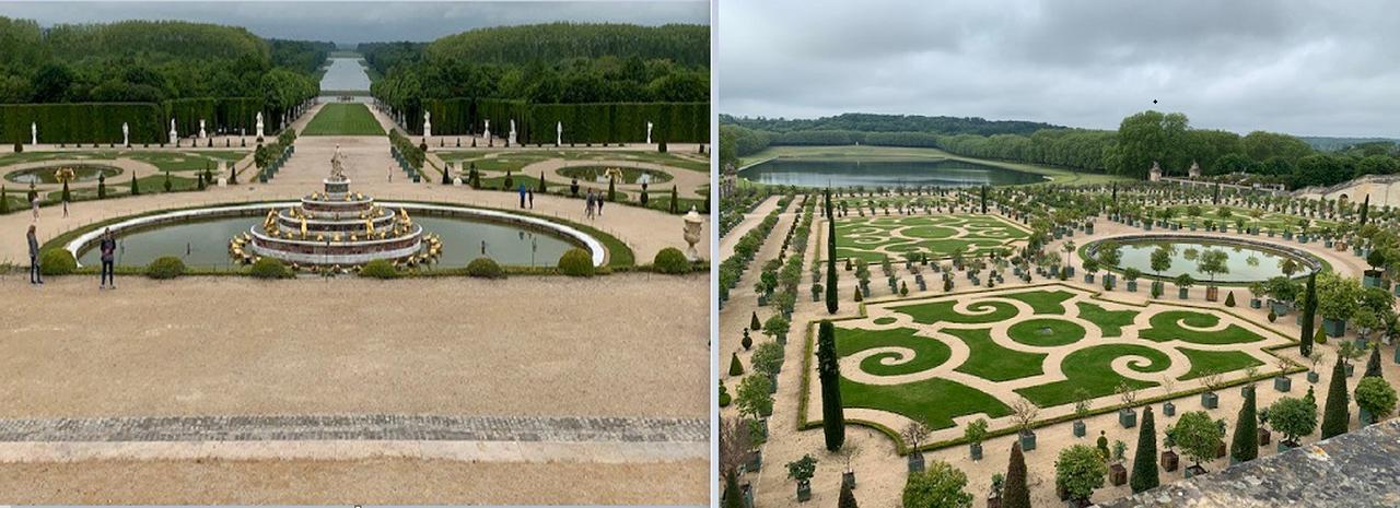 画像1: 【5日目:ヴェルサイユ宮殿とプチトリアノン・アモー】