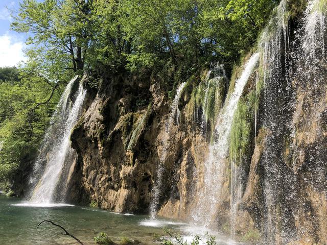 画像3: プリトヴィツェ国立公園/池田撮影