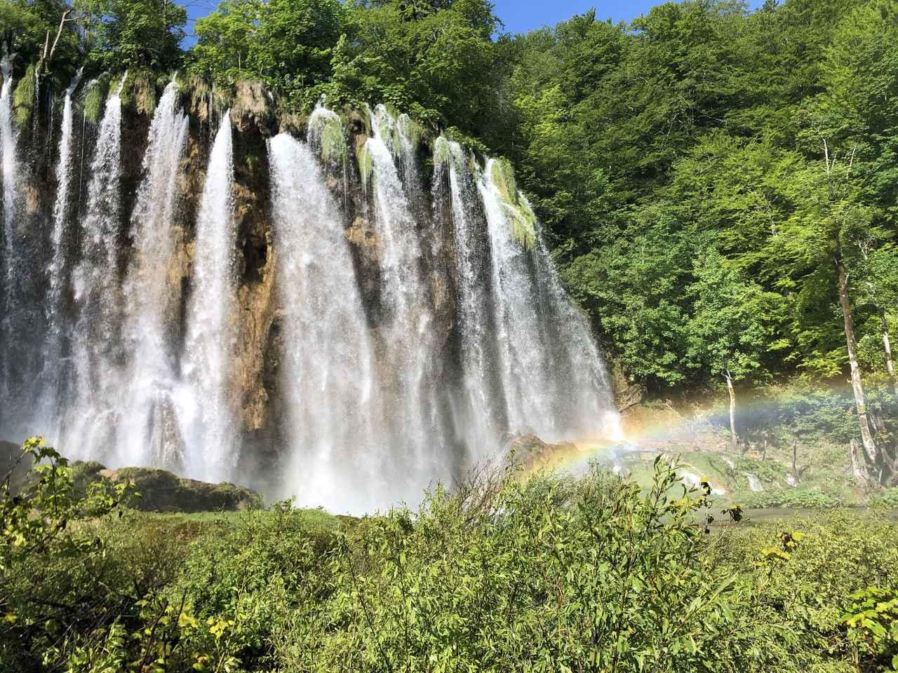 画像2: プリトヴィツェ国立公園/池田撮影