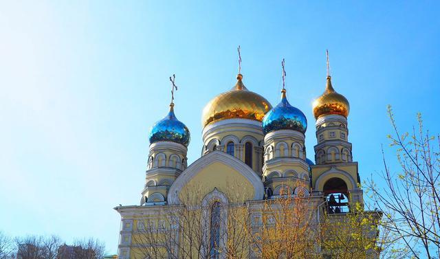画像: ポクロフスキー聖堂(イメージ)