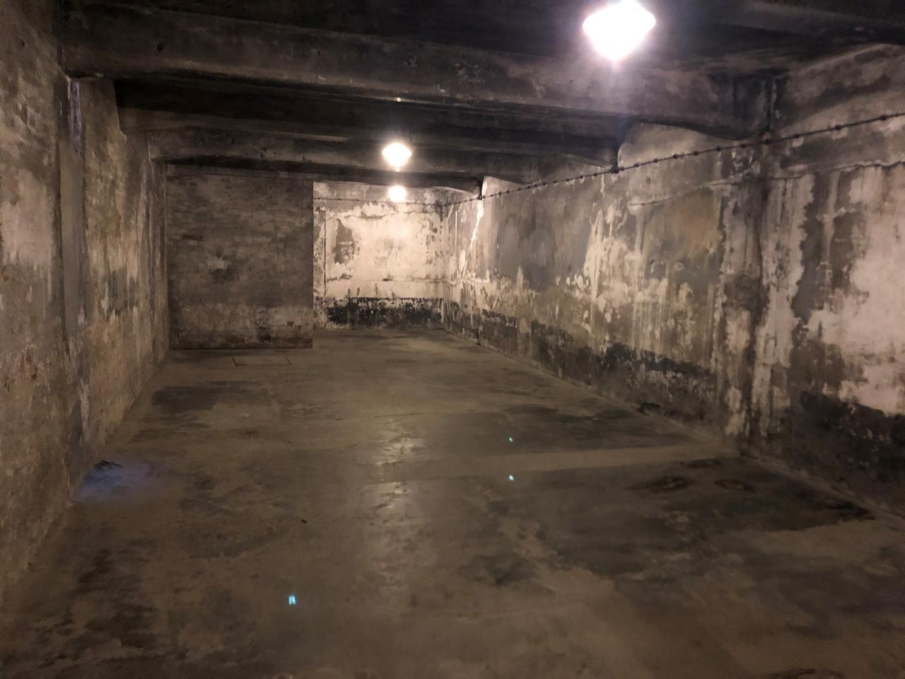 画像3: アウシュビッツ強制収容所/池田撮影