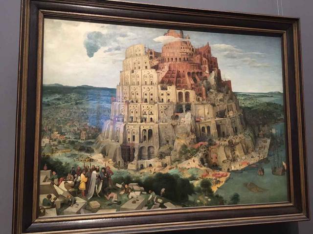画像: 『バベルの塔』/西村撮影