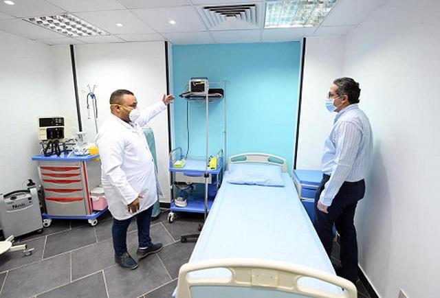 画像: 写真:ホテル内の医務室(イメージ/現地手配会社提供)