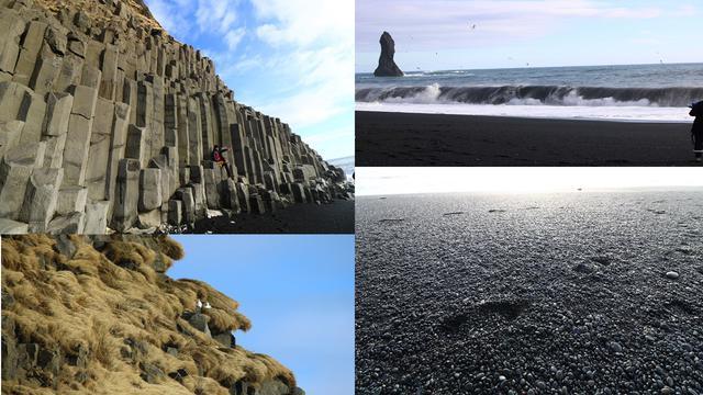 画像: 黒砂海岸・柱状節理 / 馬渕撮影