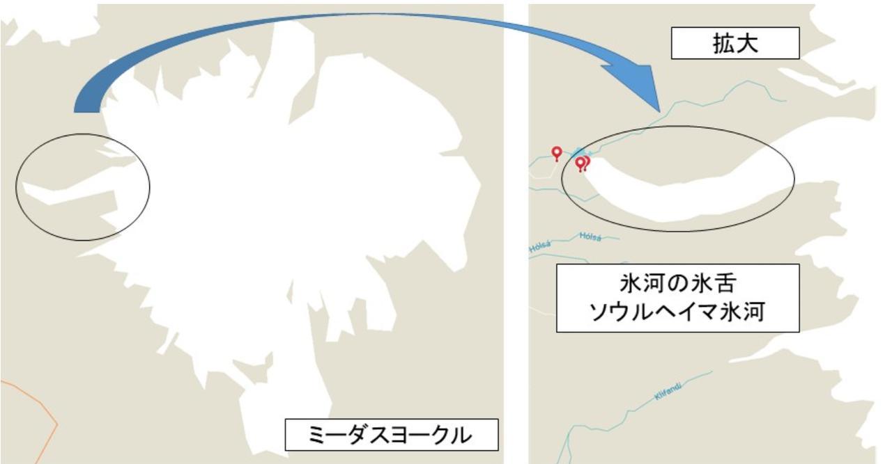 画像: 地図 / 馬渕作成