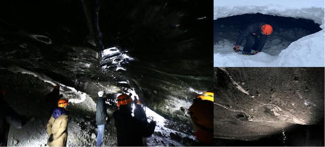 画像: ブラックダイヤモンド / 馬渕撮影 ※自然現象のため天候状況などによってはご覧いただけません