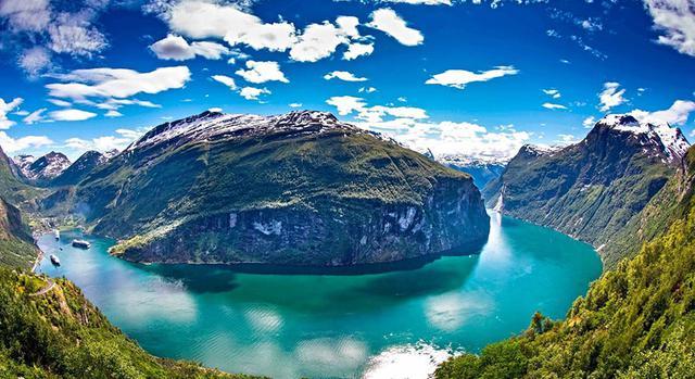 画像: 絶景のフィヨルド|北欧旅行・ツアー・観光|クラブツーリズム