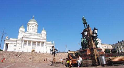 画像: ※ヘルシンキ大聖堂/イメージ