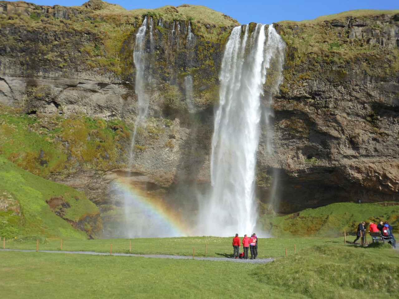 画像: セリャリャンスの滝(イメージ/Viking提供)