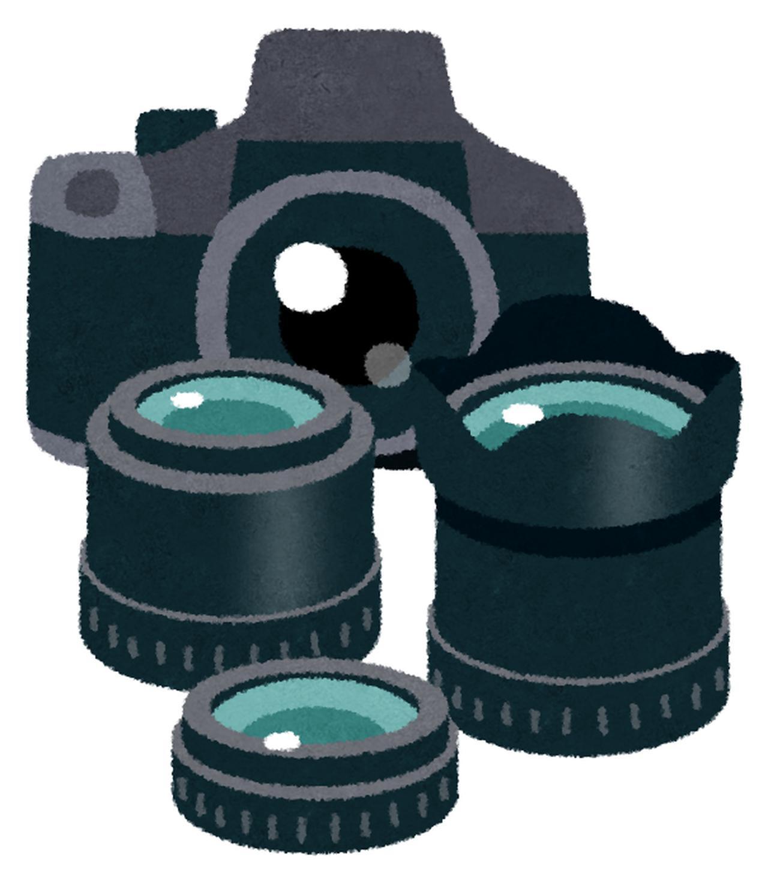 画像1: カメラ本体以外の持ち物は?