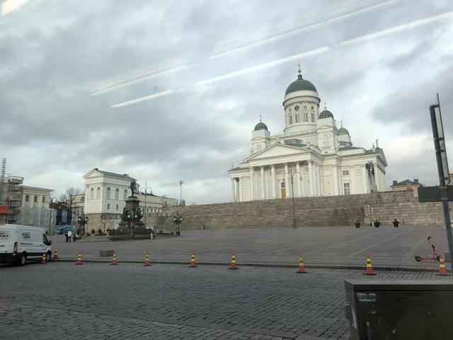 画像: ヘルシンキのシンボル ヘルシンキ大聖堂 ©TUMLARE