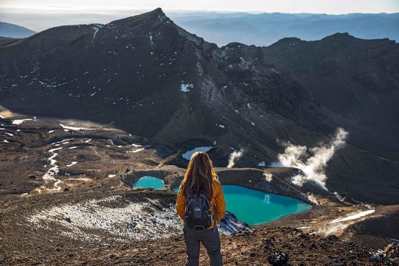 画像: トンガリロ国立公園(ニュージーランド) 登録基準:(ⅵ)(ⅶ)(ⅷ)