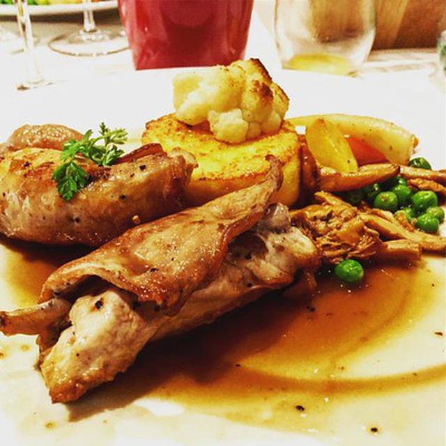 画像: うさぎのグリル www.flickr.com