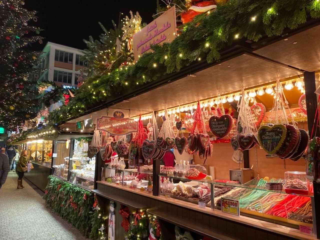 画像: ドイツクリスマスマーケット 弊社スタッフ撮影