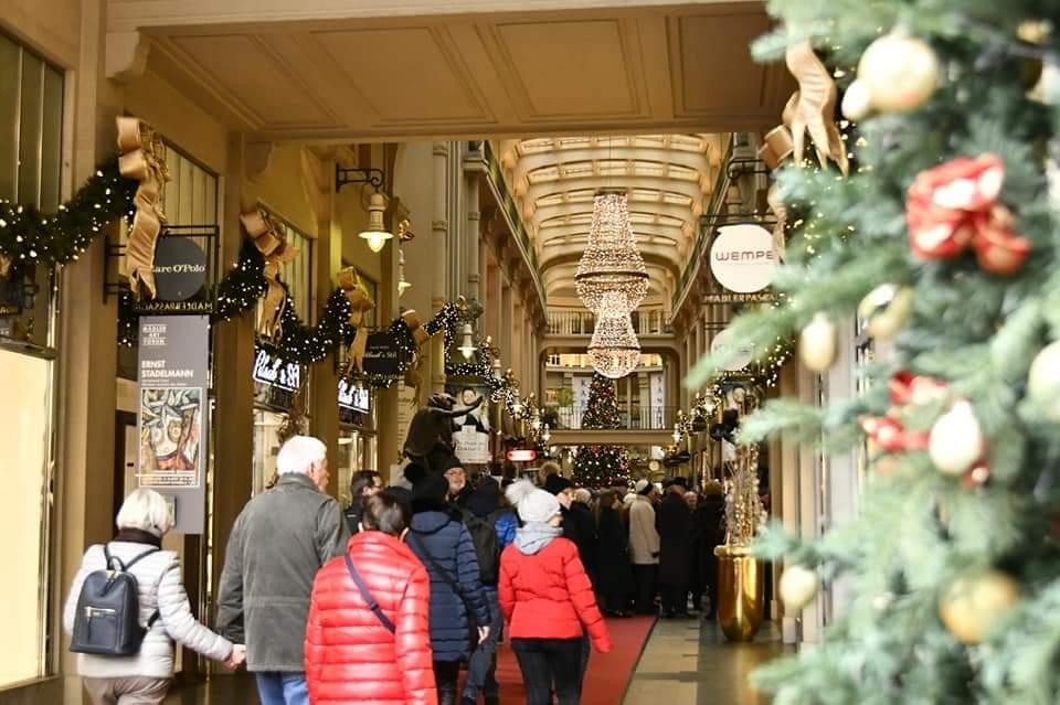 画像2: ドイツのクリスマスマーケット/弊社スタッフ撮影