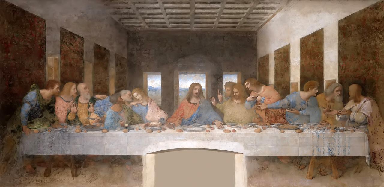 画像: イタリア芸術ルネッサンスの三大巨匠 レオナルドダビンチ ~ニュースにもなったあのダビンチコードの謎に迫る~