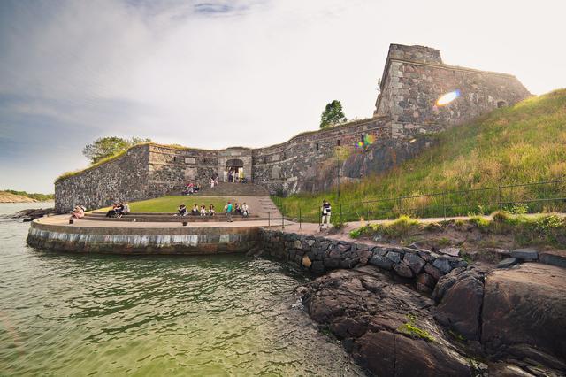 画像: スオメンリンナ要塞(フィンランド共和国)登録基準(ⅳ) ©Jussi Hellstén VisitFinland
