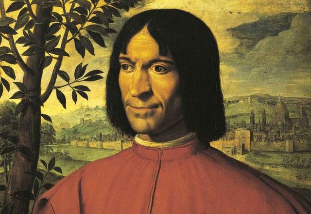 画像: ロレンツォ豪華王