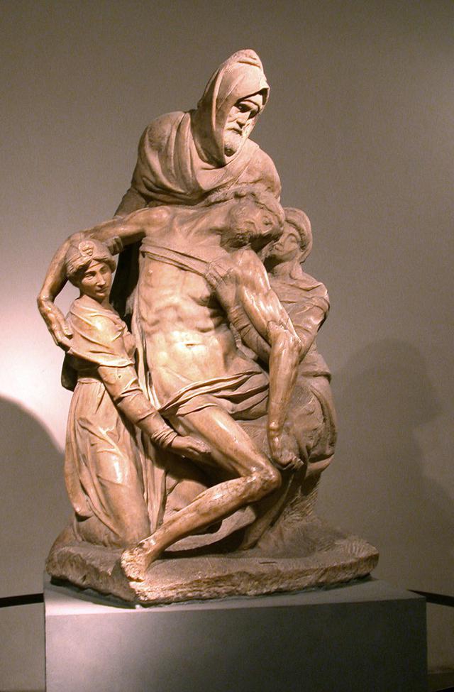 画像: フィレンツェのピエタ