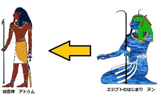 画像1: 謎多きエジプト大解剖!<第1回>「カオスなエジプト神話」【好奇心で旅する海外】<歴史の時間>