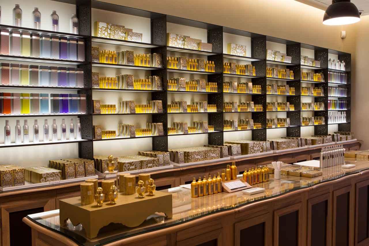 画像: グラースの香水博物館/イメージ usines-parfum.fragonard.com