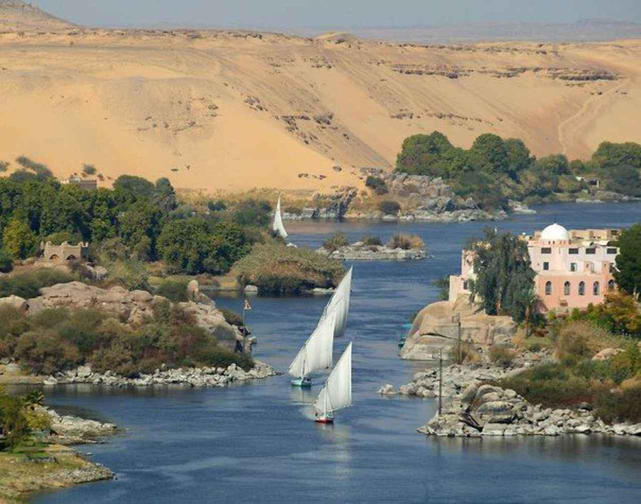 画像: 謎多きエジプト大解剖!<第2回>『エジプトを豊かにするナイル川』【好奇心で旅する海外】<歴史の時間> - クラブログ ~スタッフブログ~|クラブツーリズム