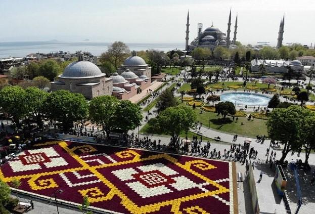 画像: チューリップフェスティバル inイスタンブール