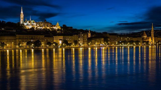 画像3: ブダペストの夜景(イメージ)