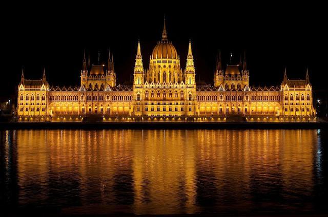 画像2: ブダペストの夜景(イメージ)