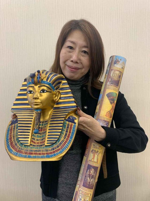 画像: エジプトのスペシャリスト山本氏©ワールドコンパス