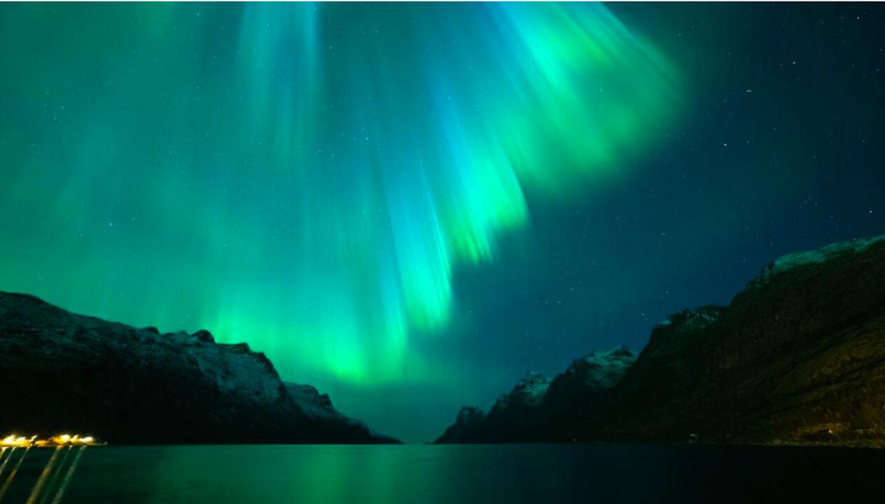 画像: ノーザンライトクルーズ ©️Visit Tromso