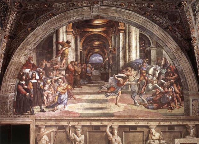 画像: ②『ヘリオドロスの間』ヘリオドロスの追放