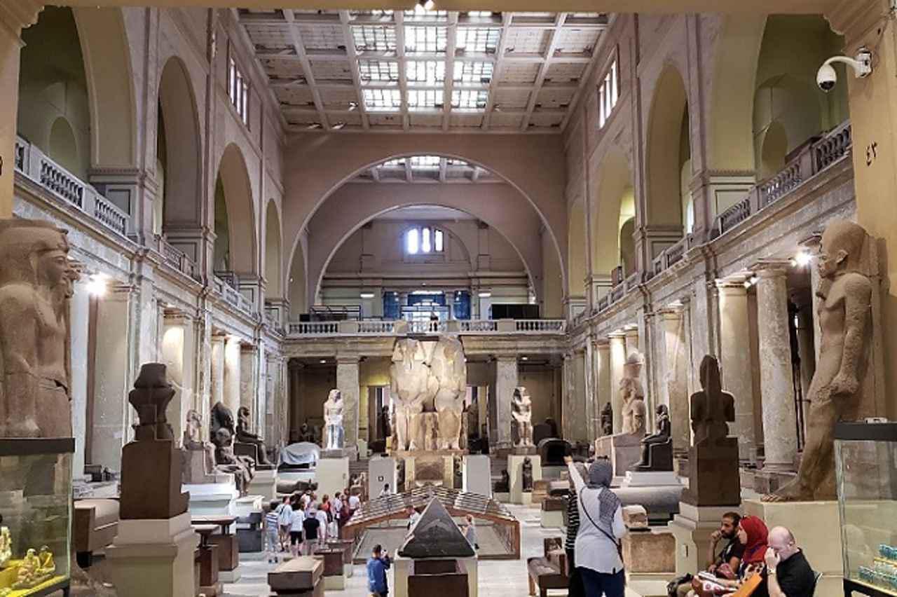 画像: カイロ考古学博物館©ワールドコンパス