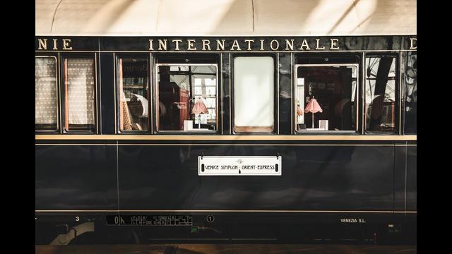 画像: Venice Simplon-Orient-Express, Iconic Train Journeys across Europe youtu.be