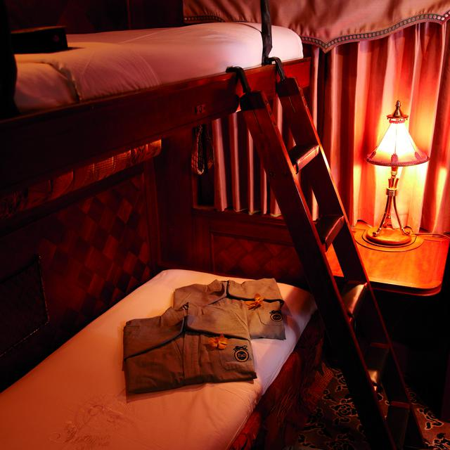 画像: 夕食の間にベッドメイク/ベルモンド提供