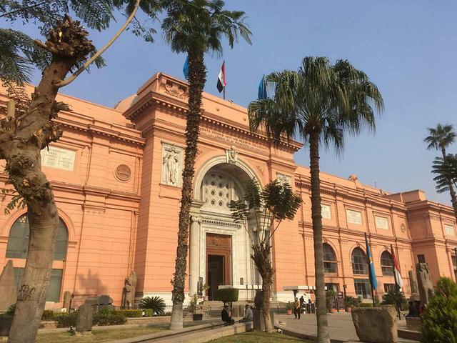 画像: カイロ考古学博物館(イメージ)