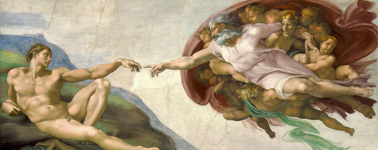 画像: <第5回> 『生まれながらの彫刻家ミケランジェロ、運命の出会いとピサロ像』