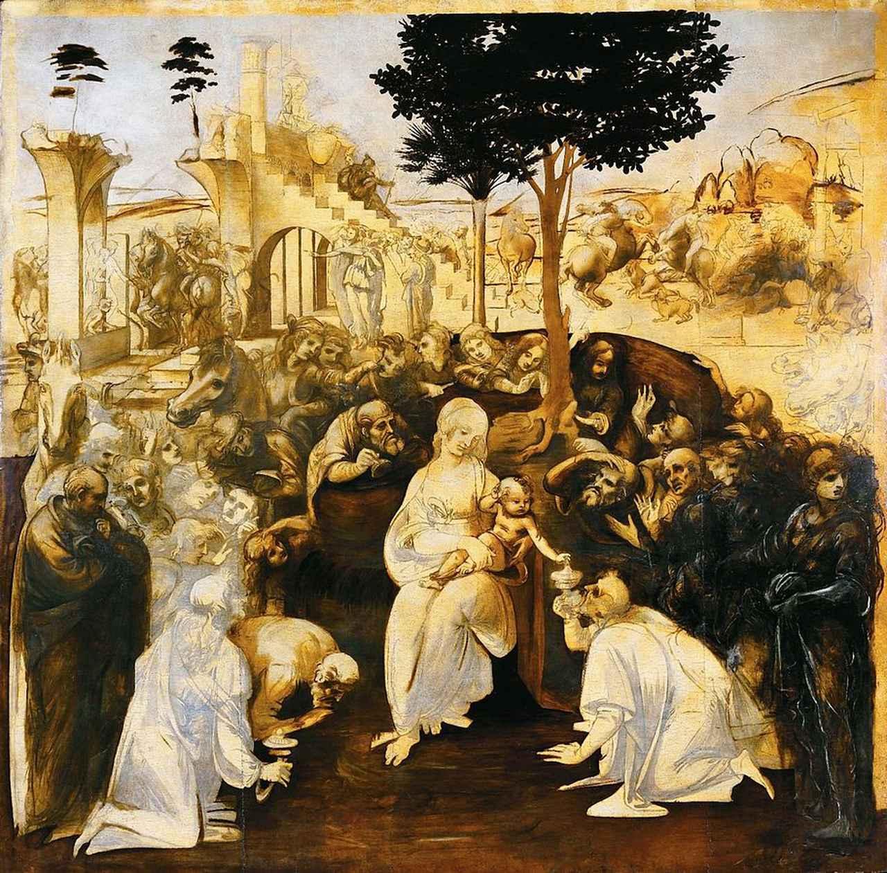 画像4: イタリア芸術 三大巨匠が交わる奇跡の世界線 <第10回/最終回>『ルネサンスの天才が残したもの、私たちが出会うもの』【好奇心で旅する海外】<芸術百華>