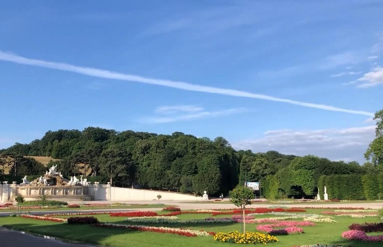 画像: シェーンブルン宮殿・庭園(イメージ)